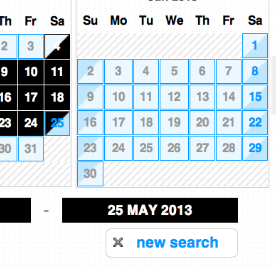 The Bookster calendar HTML iframe for your website | Bookster